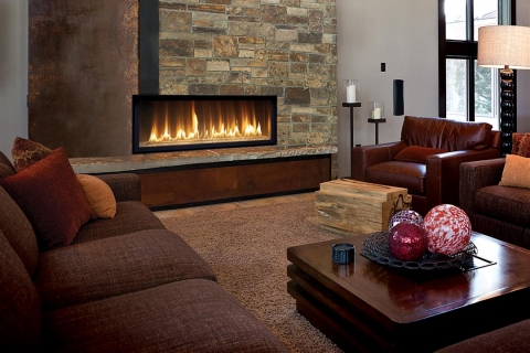 Save Time and Money with a Gas Fireplace in Kalamazoo from Hodgson Light and Log
