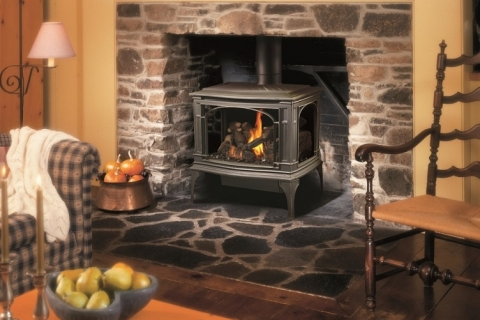 Fireplaces, Wood Stoves, and Inserts from Hodgson Light and Log
