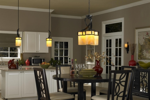 Four Tips and Tricks for Kitchen Lighting in Kalamazoo from Hodgson Light and Log