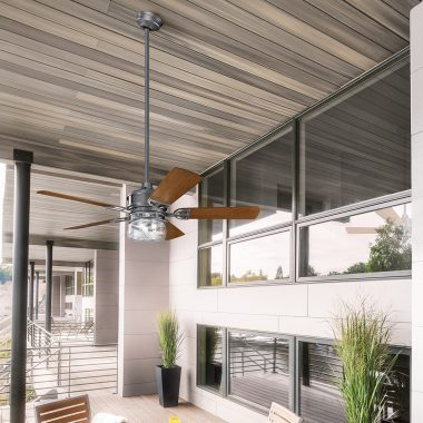 Kichler Lyndon Patio Ceiling Fan