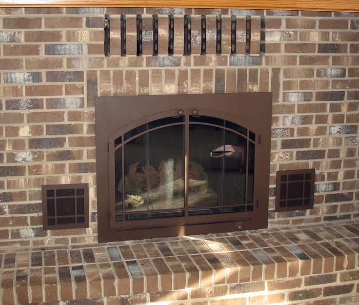 Fireplace Heatilator Vents Fireplaces