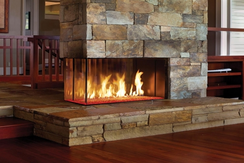Enjoy a Gas Fireplace from Hodgson During this Cold Kalamazoo Winter