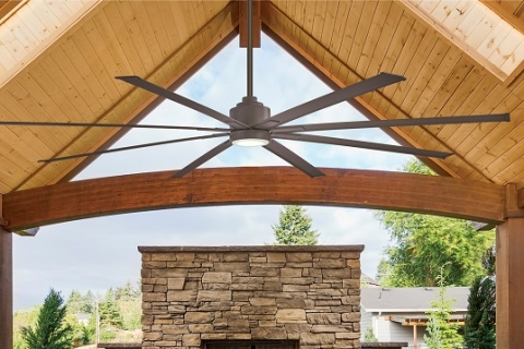 Keep your home cool and comfortable all summer with Ceiling Fans in Kalamazoo