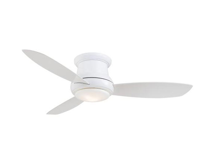 Casablanca Ceiling Fans Near MeIndoor Cottage White