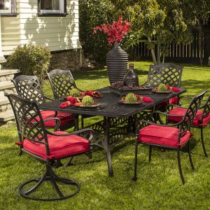 Hanamint Patio Furniture - Outdoors Dining