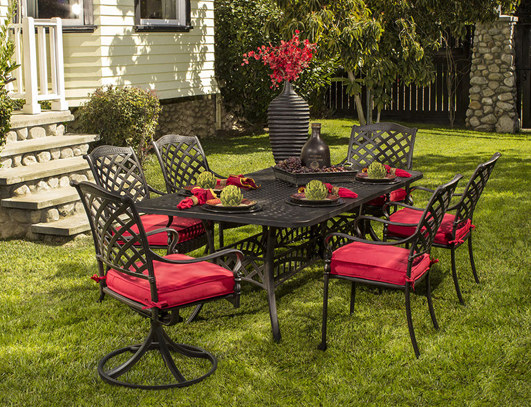 Hanamint Patio Furniture   Outdoors Dining. Lighting Gallery Of Ideas