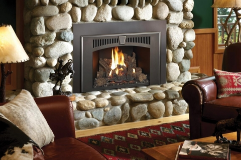 Why a Gas Fireplace from Hodgson Light and Log May be Right for You