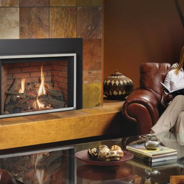Lopi Gas Fire Place