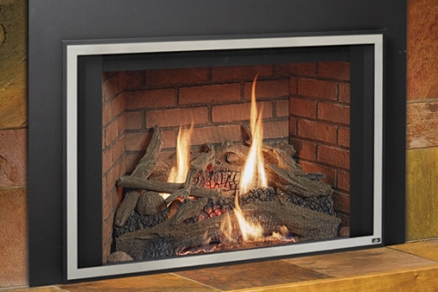 Why a Gas Fireplace Insert in Kalamazoo May Be Right for You